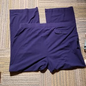 Charter club knit pants